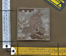 "Ricamata / Embroidered Patch Devgru ""Indian"" NWU II Aor1 with VELCRO® brand hook"