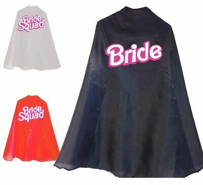 Amichevole Nubilato Super Eroe Cape Sposa Rosa Fumetto Avenger Costume-mostra Il Titolo Originale