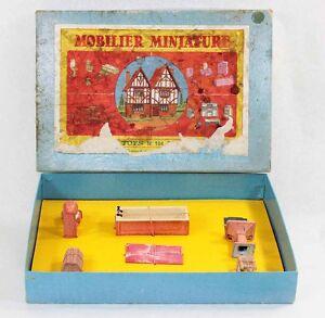 1 / 43 Ème Dinky Toys Salle De Bains Jouet Ancien