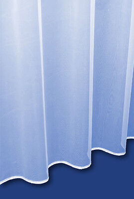 CHESHIRE FINE WOVEN VOILE NET CURTAIN SOLD BY THE METRE