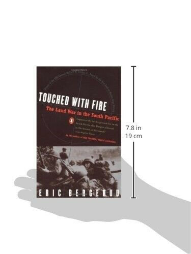 Touched with Fire, Eric Bergerud, emne: historie og