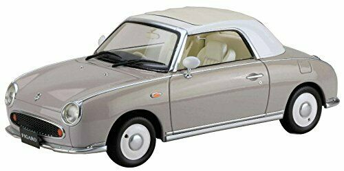 Hobby JAPAN 1 18 Nissan Figaro Topaz mist finished product