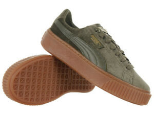 scarpe puma velluto