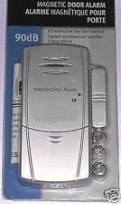 ALARM WIRELESS WINDOW MAGNETIC SECURITY DOOR SENSOR NEW