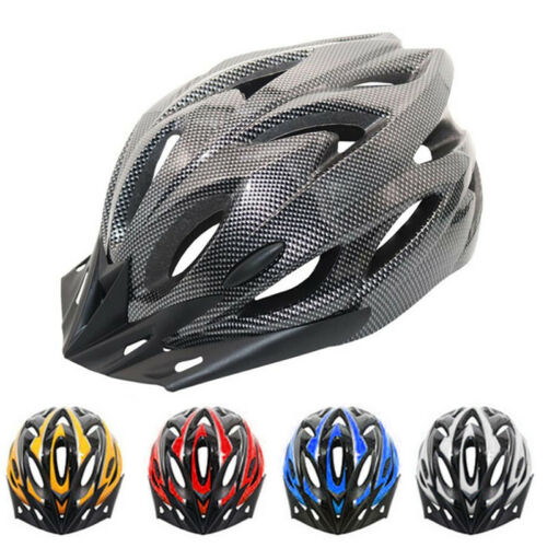 Mountain Bicycle Helmet MTB Road Cycling Bike Sports Safety Adjustable Unisex