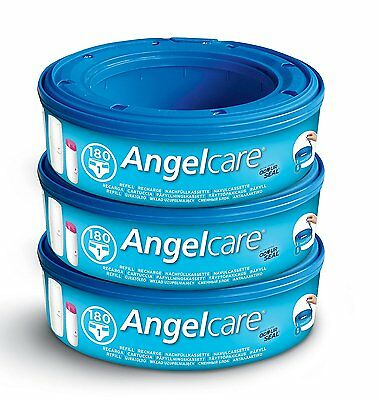 Foppapedretti Angelcare Blister Ricarica Maialino,3 Pezzi Tools & Workshop Equipment Per 540 Pannolini Save 50-70%