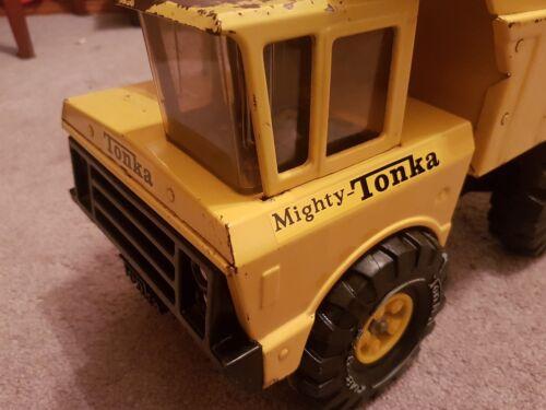 Replacement Cab Decals for 1964 #900 Mighty Dump Tonka Truck Waterproof Vinyl