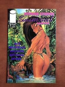 Homeage-Studios-Swimsuit-Special-1-1993-7-5-VF-Image-Key-Issue-Comic-Book