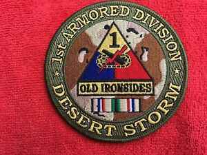US-ARMY-1ST-ARMORED-DIVISION-DESERT-STORM-PATCH