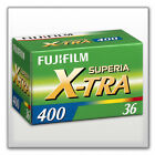 Fujifilm SUPERIA X TRA 400 36 Exposure Film Pack of 3 70100128576
