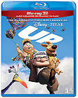 Up (3D Blu-ray, 2012, 3-Disc Set)