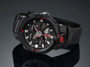 e61ac2029c8 GA-500-1A4 Black Red G-shock Men s Watches Analog Digital Resin Band ...