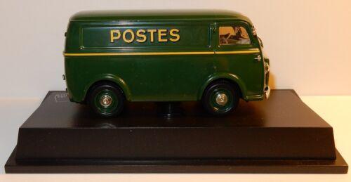 NOREV  PEUGEOT D4B 1961 POSTES POSTE PTT 1//43 in blister box