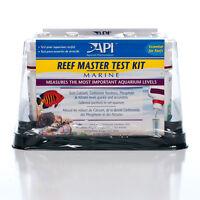 Api Reef Master Test Kit For Saltwater Aquariums