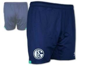 Umbro-FC-Schalke-04-Short-Jr-Auswaerts-S04-Kinder-Sporthose-Away-Turnhose-134-158