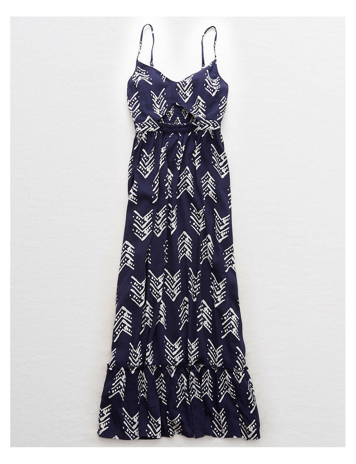 AERIE CUTOUT MAXI DRESS - Small