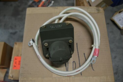 Military 2 Pin Slave Port Receptacle 72-5984 MEP 002A 003A Diesel Generator NEW