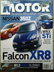 MOTOR-Magazine-AUS-March-2003-EVO-VIII-BMW-X3-Jag-XK8-Aston-Vanquish