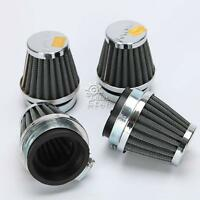 4x 52mm Motorcycle Air Filters For Suzuki Katana Gsx600f 1988-1989
