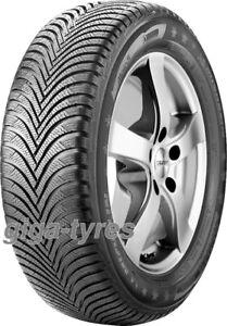2x-WINTER-TYRE-Michelin-Alpin-5-185-50-R16-81H-with-FSL-M-S