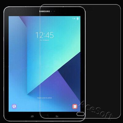 """Premium Tempered Glass Screen Protector Samsung Galaxy Tab S2 9.7/"""" T817R4 Tablet"""