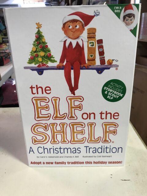 Elf On The Shelf Boy Light
