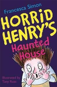 Horrid-Henry-039-s-Haunted-House-by-Francesca-Simon-Good-Used-Book-Paperback-Fast