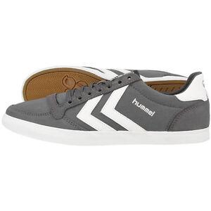 Hummel-slimmer-stadil-Low-top-sneaker-chaussures-castle-rock-white-63-512-2651