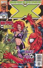 Mutant X #5 (NM) `99 Mackie/ Nord