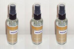3x-Mexx-Women-Body-Mist-Deo-Pump-Spray-3x100ml