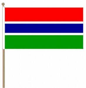 Gambia-9-034-x-6-034-Hand-Waving-Flag