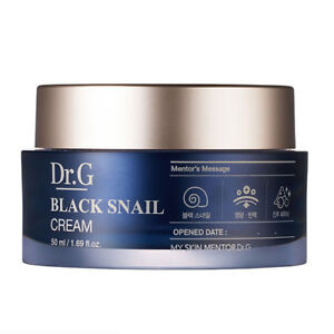 Dr.G Black Snail Cream 50ml Whitening Firming Moisturizing Lifting ...