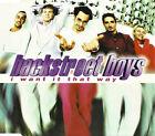 Backstreet Boys - I Want It That Way - CD Maxi
