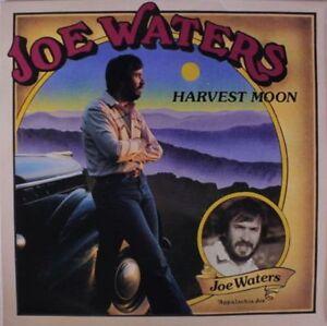 JOE WATERS Harvest Moon US-LP SIGNIERT - Guntramsdorf, Österreich - JOE WATERS Harvest Moon US-LP SIGNIERT - Guntramsdorf, Österreich