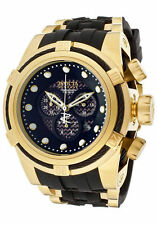 Invicta 12666 Mens Reserve Bolt Zeus Swiss Quartz Chronograph Gold Plated Watch