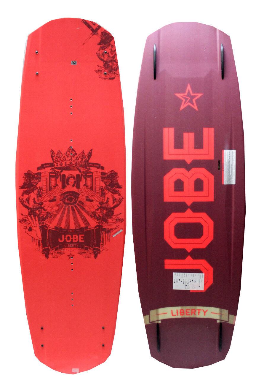Jobe Liberty 6   Wakeboard comme Neuf Board Bateau 140cm Jetski Cabel Train S-N