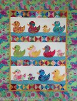 Just Ducky 1 - Quilt Pattern