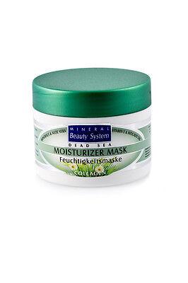 ( 29,90 € / 100 ml ) 50ml Collagen Feuchtigkeitsmaske Totes Meer Salz Kosmetik