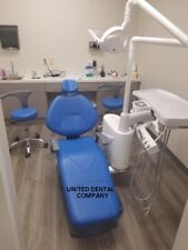 New Dental Chair Unit Computerized Without Cuspidor Usa Company4 Day Shipping