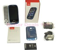 Lg Extravert 2 Vn280 - Blue (verizon) Cell Phone Touchscreen Qwerty Keyboard