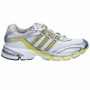Details about Adidas Supernova Glide w White Yellow Womens or Mens Running  Shoes New- show original title