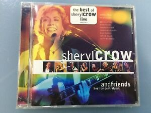 CD-SHERLY-CROW-THE-BEST-OF-LIVE-AND-FRIENDS-FROM-CENTRAL-PARK-NUOVO-SPED-GRATIS