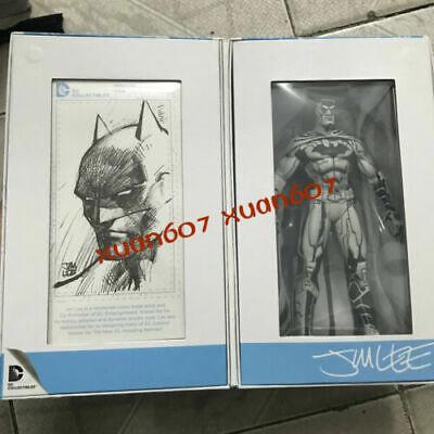 SDCC DC Comics Batman Jim Lee Sketch Blueline Edition Figure New In Box 16cm