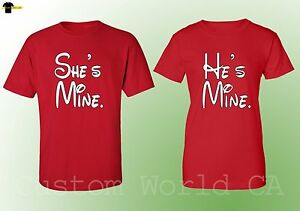 Matching-Shirts-He-is-Mine-She-is-Mine-Couple-Tees-Red