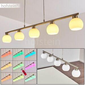 LED Design Pendel Lampe dimmbar Ess Wohn Schlaf Zimmer Beleuchtung Hänge Leuchte