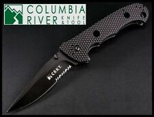 Couteau CRKT Hammond Cruiser Black Serrated Acier 8CR13MoV Manche Zytel CR7914KN