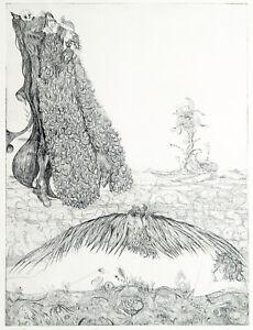 Kunst-in-der-DDR-Radierung-Gregor-Torsten-KOZIK-T-SCHADE-1948-D-handsigniert