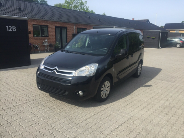 Citroën Berlingo, 1,6 HDi 110 Multispace, Diesel, 2010, km…