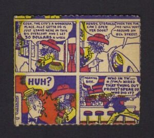 cards Dick tracy candy