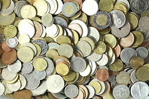 Huge-Unsearched-Lot-of-World-Foreign-coins-selling-by-1-Kilo-2-2-Lbs